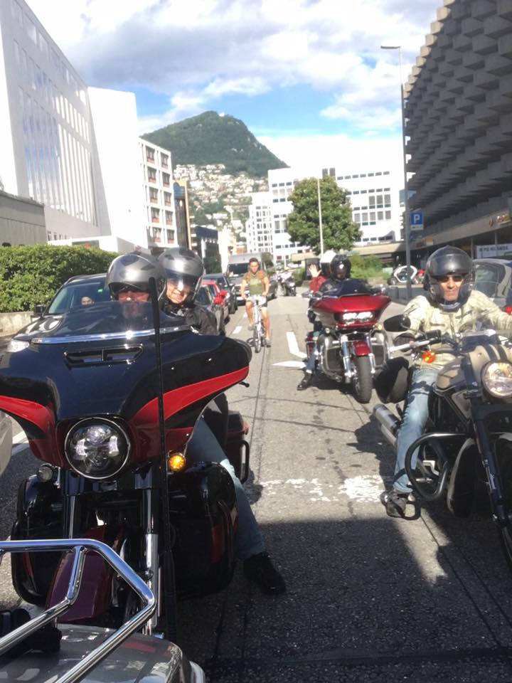 Swiss Harley Days 2017 & 26 European HOG Rally