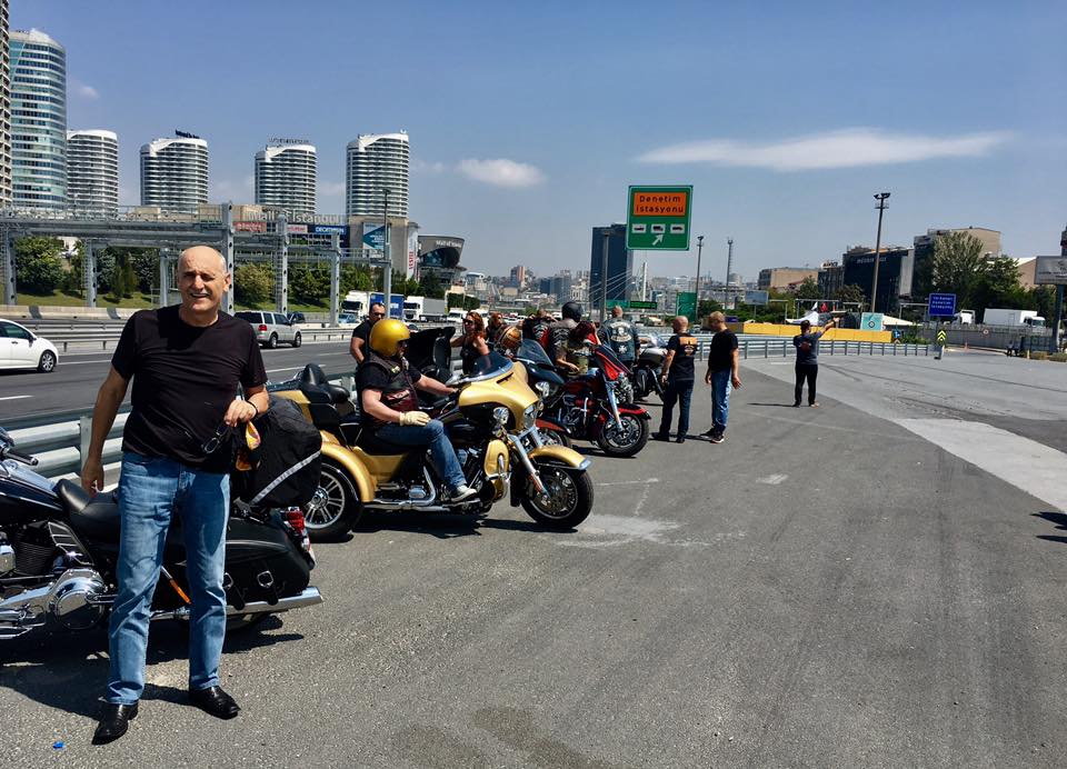 H.O.G. Bosphorus Chapter Istanbul Rally 2017