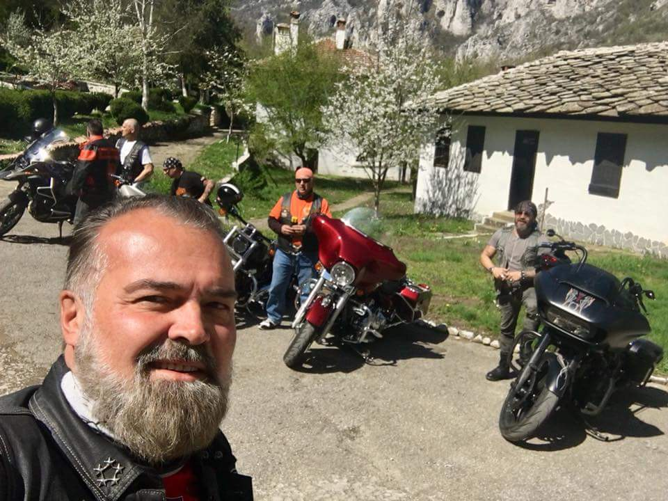 Великденско каране Черепишки манастир 2018