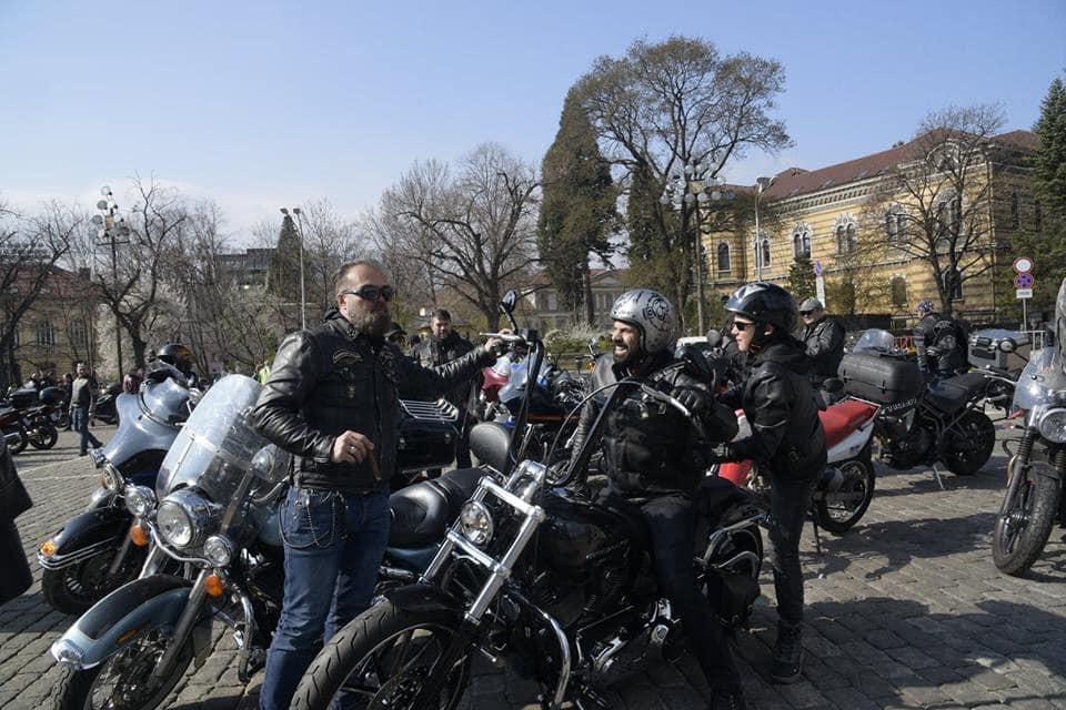 Официално откриване на мотосезона – София 30.03