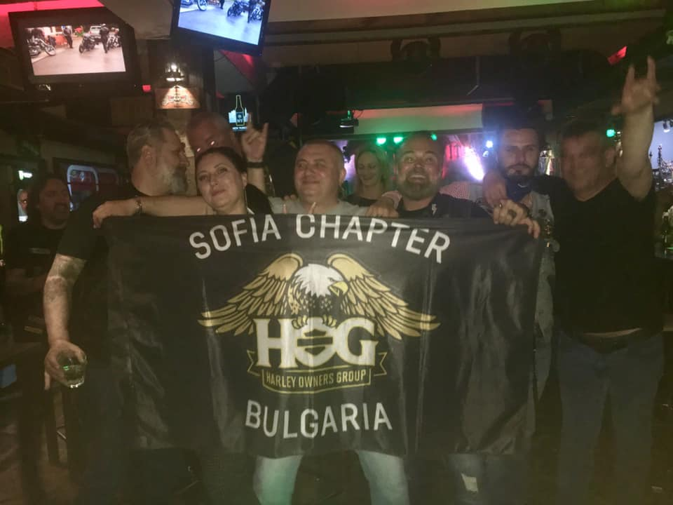 Рожден ден на H.O.G. Sofia Chapter 18.05.19